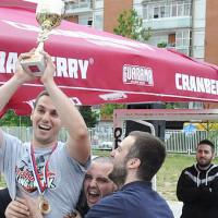 Бојан Тодоровић победник у Борчи!