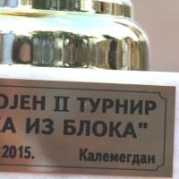 Спектакл на Калемегдану!