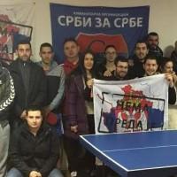 Одржан први Божићни турнир у стоном тенису
