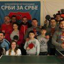 Одржан други Божићни турнир у стоном тенису!
