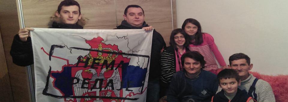 Уручена помоћ за Кракиће из Сарајева