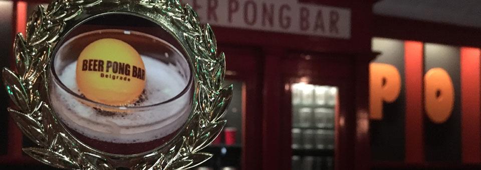 Одржан Хуманитарни BEER PONG турнир