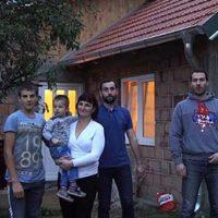 Спасојевићима из С. Паланке дограђен дом