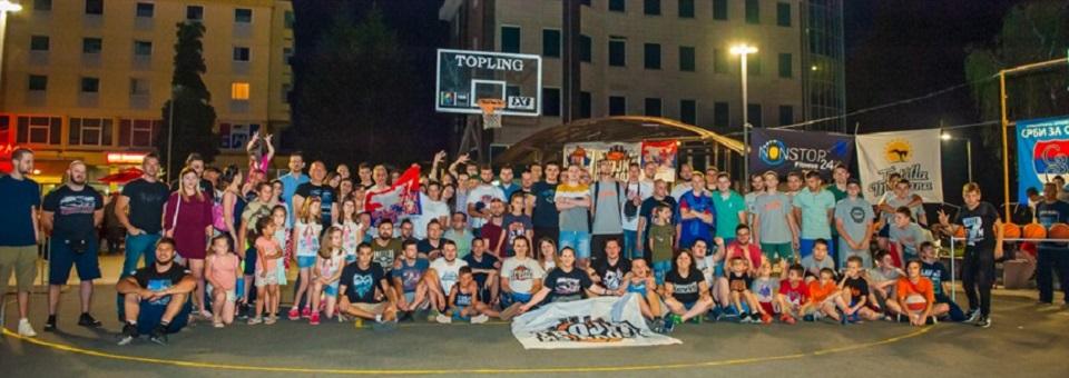 Прњавор отворио сезону Тројке из блока у Републици Српској