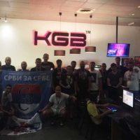 Први Кантер из блока у Београду