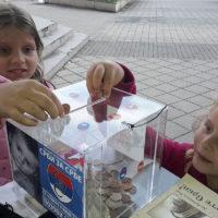 Предваскршња промоција организације у Козарској Дубици
