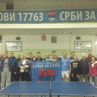 """Успешно завршен """"Стони тенис из блока"""" у Власеници"""