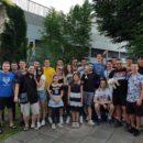 У Грацу по осми пут ове године успешно одржан хуманитрани турнир, овог пута у стоном тенису!