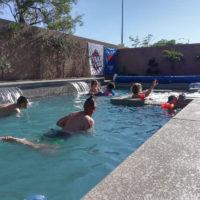 Pool party из блока успешно одржан у Лас Вегасу
